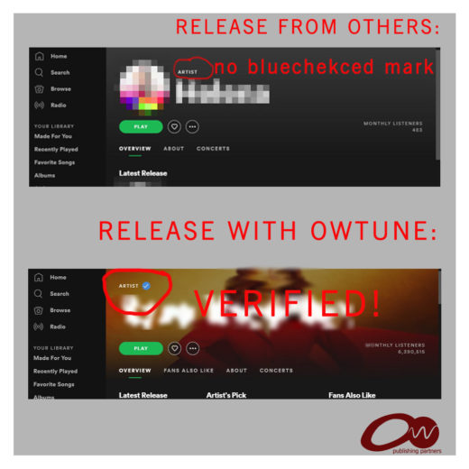OWTUNE RELEASE